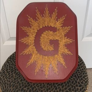"Other - ""G"" Wall Decor"